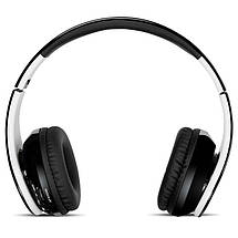 Беспроводные наушники SVEN AP-B450MV Black, Bluetooth блютуз гарнитура с микрофоном, фото 3