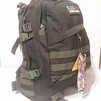 Армейский рюкзак 40 литров мужской оливковый военный солдатский