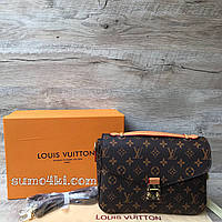 Женская сумка Louis Vuitton Pochette Metis Monogram, фото 1