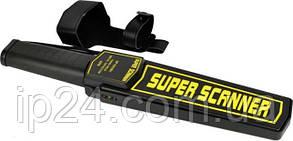 Ручной металлодетектор GP-3003B1 + аккум + БП