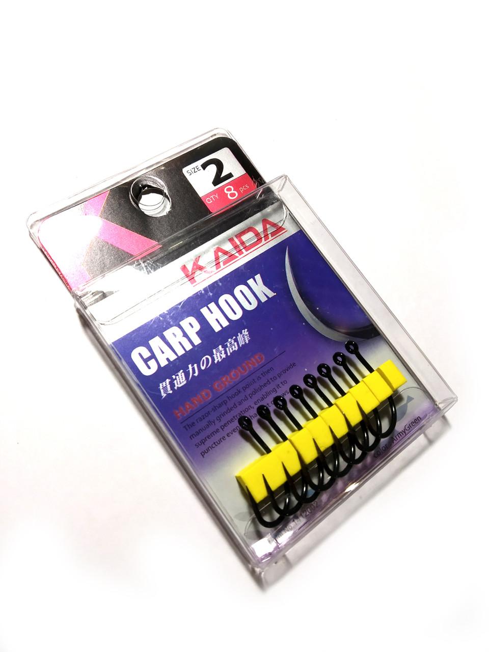 Крючки Kaida Karp Hook #2