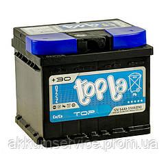 Аккумулятор автомобильный ToplaTop Sealed 54AH R+ 510A