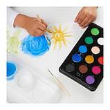 ИКЕА МОЛА Акварельные краски, разные цвета , фото 2