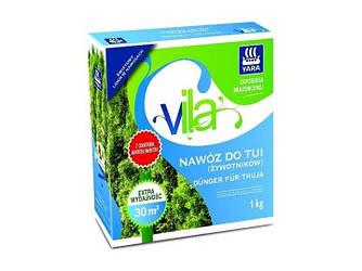 Удобрение для туй Yаra Vilа (Яра Вила) 1 кг