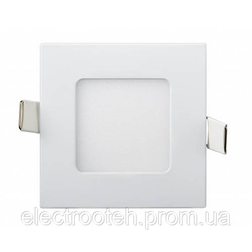 Встраемая Квадратная LED Панель 442-RKP-03 3Вт