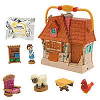 Игровой набор Домик Малышка Белль Disney Animators Little Collection