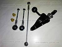Ремкомплект кулисы кпп для Peugeot Partner / Citroen Berlingo MF (тип кпп MA)
