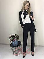 Костюм брючный женский норма ДЕ323, фото 1
