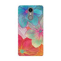 Чехол с рисунком для LG K10 2017 M250 Цветы
