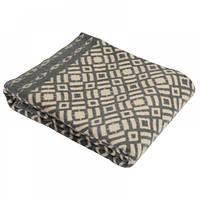 Одеяло двуспальное из шерсти 170х205