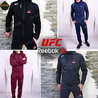 bf6e7aed3ccf Спортивный костюм Reebok UFC . Мужской спортивный костюм . Весна  Осень. 5  расцветок.