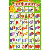 Плакат «Алфавит РУССКИЙ»