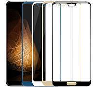 3D защитное стекло для Huawei P20 Lite (на весь экран)