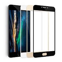 3D защитное стекло для Meizu M5 Note (на весь экран)