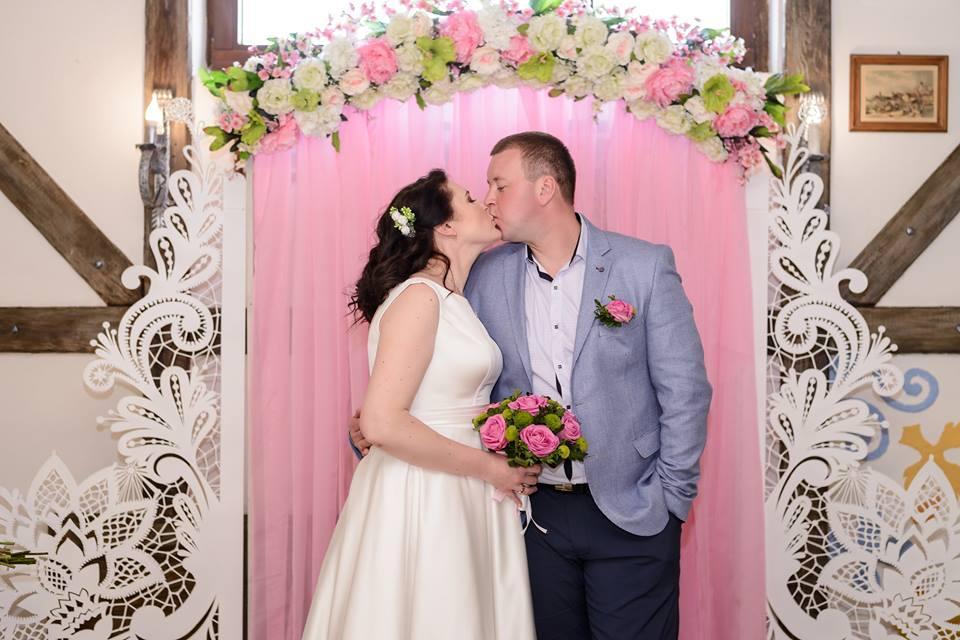 Красивая ажурная ширма для свадьбы, ажурная арка для выездной церемонии Сумы