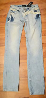 Модные джинсы женские лето, фото 2