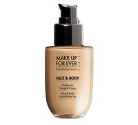 Водостойкий тональный крем «Face & Body» Make Up For Ever