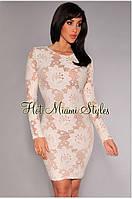 Элегантное платье от Hot Miami Styles, фото 1