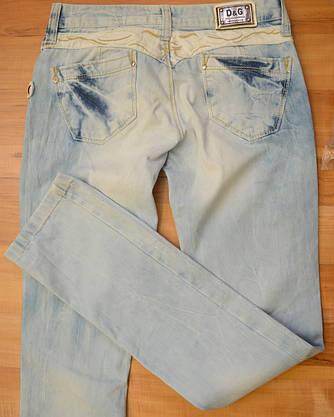 Модные джинсы женские лето, фото 3