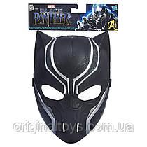 Маска Чёрная Пантера Marvel Black Panther Hasbro E0875