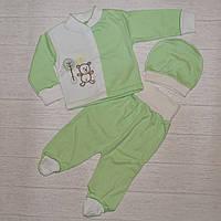 Комплект для немовлят р. 62-68   Комплект для новорожденных 3-6 мес 468c7c31dfd32