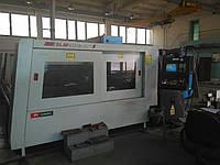 Станок (установка) для лазерной резки SLM4020h б/у, размер стола 4000 на 2000 мм