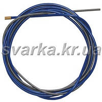 Спираль подающая синяя 3.0 / 6.4 / 540 мм 124.D049 Abicor Binzel