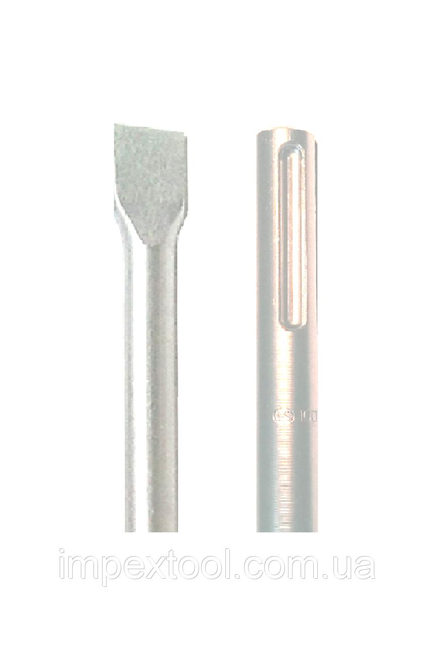 Зубило  Craft  SDS-MAX, 18x400 лопатка вузька