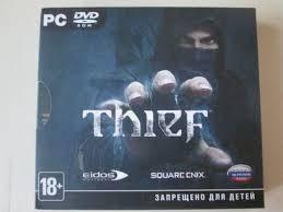 Компютерная игра Thief  (PC) original