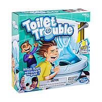 Настольная игра Hasbro Туалетное приключение. Оригинал.