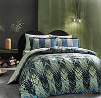 Комплект постельного белья из натурального сатина DIGITAL SHANGHAI