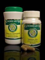 Трифала чурна, трифала порошок, Goodcare Pharma, 120 гр