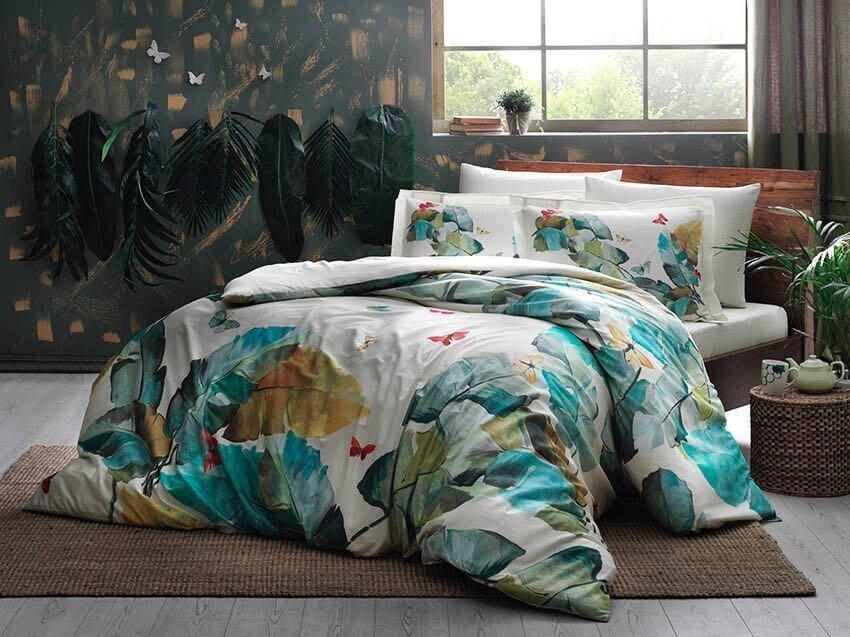 Комплект постельного белья из натурального сатина DIGITAL FRIDAS
