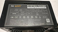 НАДЕЖНЫЙ БРЭНДОВЫЙ БЛОК Питания BE-QUIET на 550 W ATX 24+4 (+8pin) +2*6(2по8)pin для видео 550W,500W