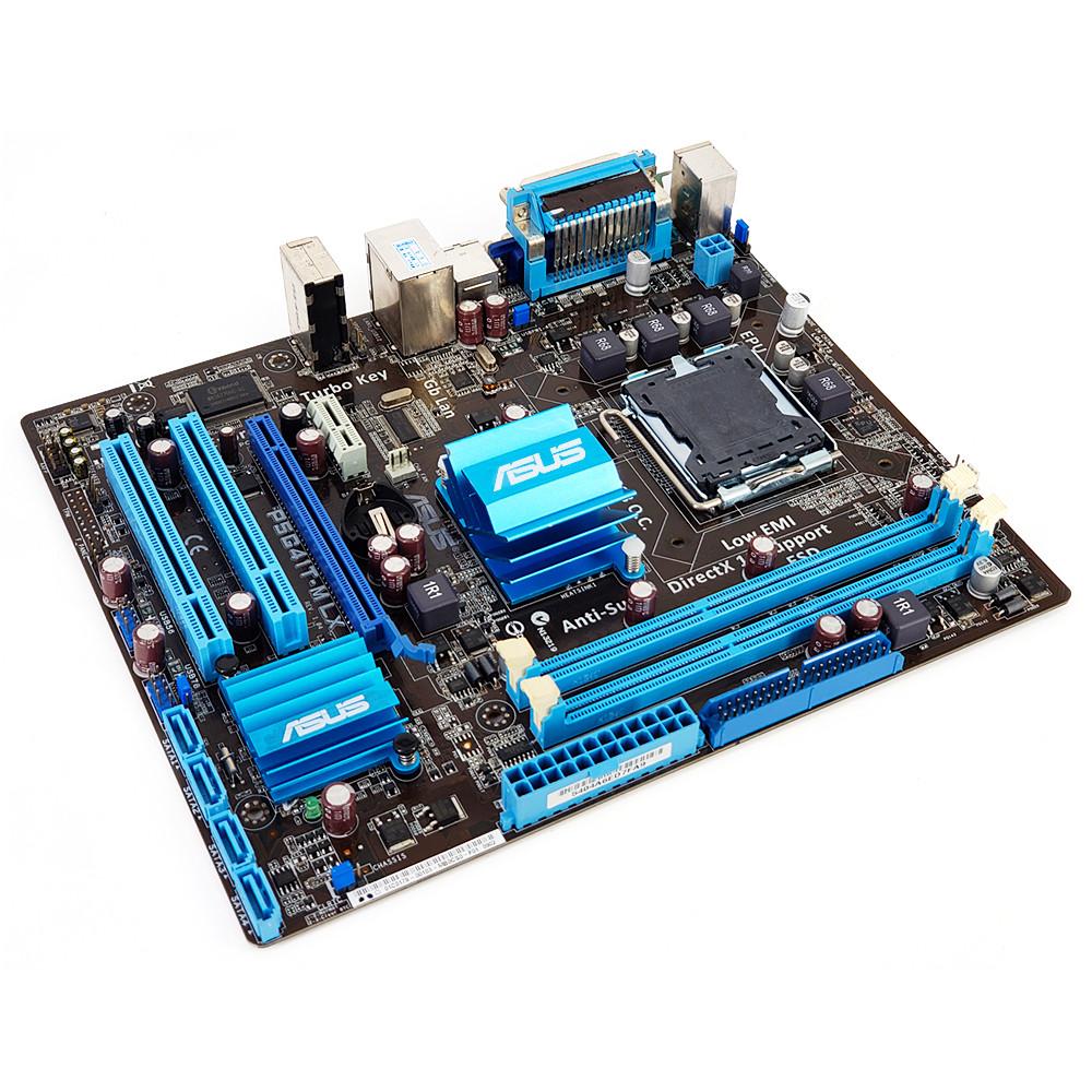 Материнская плата Asus P5G41T-M LX V2 Intel G41, s775