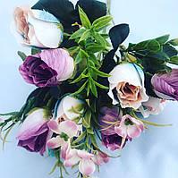 Роза винтажная.Искусственные розы.