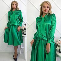 Женское модное платье  НТ1052 (бат), фото 1