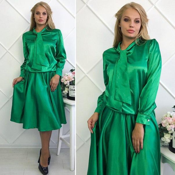 Женское модное платье  НТ1052 (бат)