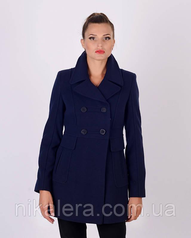Молодежное пальтов стиле BABY-DOLL рр 40-48