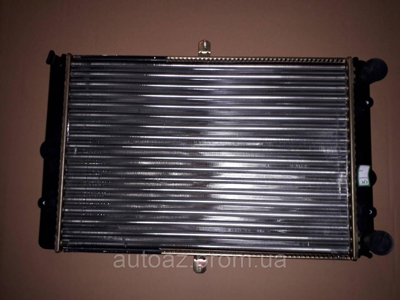 Радиатор водяного охлаждения ВАЗ 2108, ВАЗ 2109, ВАЗ 2113, ВАЗ 2115 алюминиевый карбюратор и инжектор
