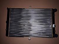 Радіатор водяного охолодження ВАЗ 2108, ВАЗ 2109, ВАЗ 2113, ВАЗ 2115 алюмінієвий карбюратор і інжектор
