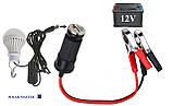 Светодиодная лампа 5 Ватт 5 Вольт  с удлинителем, выключателем и USB коннектором, фото 5