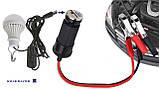 Светодиодная лампа 5 Ватт 5 Вольт  с удлинителем, выключателем и USB коннектором, фото 6