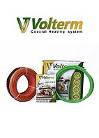 Нагревательный кабель Volterm (Украина) HR18 1500 Теплый электрический пол в стяжку, фото 1