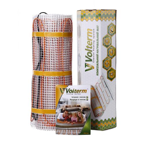 Нагревательный мат Volterm (Украина) Hot Mat 1350 Теплый электрический пол