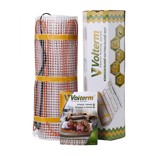 Нагревательный мат Volterm (Украина) Hot Mat 1900 Теплый электрический пол