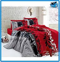 Комплект постельного белья Ранфорс (евро размер)