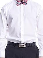 593e2c6c558d419 Приталенная рубашка под бабочку, рубашка под бабочку, цена 599 грн ...