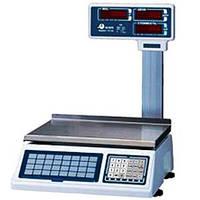 Весы торговые электронные ACOM PC-100, фото 1