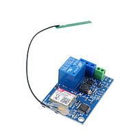 Одно-канальное GSM реле по SMS и Звонкам(выключатель) UNV 6/9/12/18 Вольт (без корпуса)